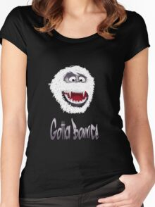 Gotta Bounce Women's Fitted Scoop T-Shirt