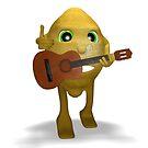 lemon guitar so good by bmg07