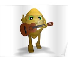 lemon guitar so good Poster