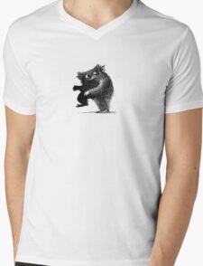 A dark one Mens V-Neck T-Shirt