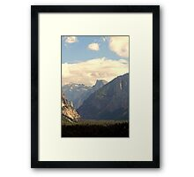 """ Valley Moods"" Framed Print"