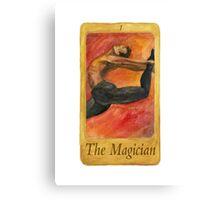 Ballet Tarot Cards: The Magician Canvas Print