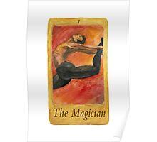 Ballet Tarot Cards: The Magician Poster