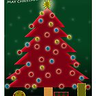 May Christmas bring love to you; this is my wish for you.   by mago