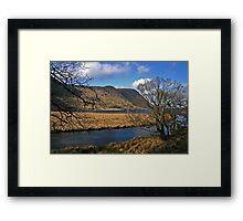 Glenveagh National Park View Framed Print