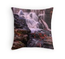 Milford Falls Throw Pillow
