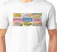 Idiocracy Flyer 2 Unisex T-Shirt