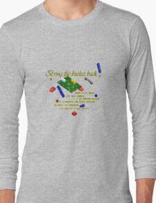 Bring the Bucket Back Long Sleeve T-Shirt