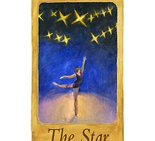 Ballet Tarot Cards: Star by Julia Tyler