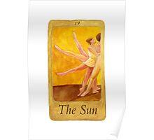 Ballet Tarot Cards: The Devil Poster