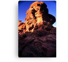 Valley of Fire Monolith 2 Canvas Print