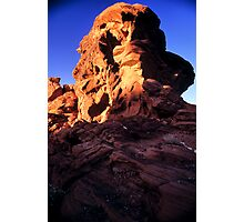 Valley of Fire Monolith 2 Photographic Print