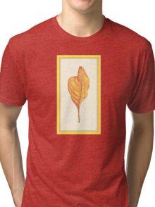 Golden Leaf Tri-blend T-Shirt