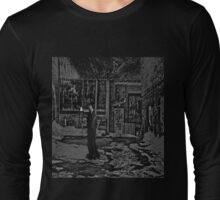 Back Alley Judge Long Sleeve T-Shirt