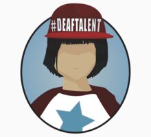 #DEAFTALENT Girl by sasspar