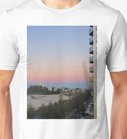 Coolangatta sunrise, Queensland, Australia Unisex T-Shirt
