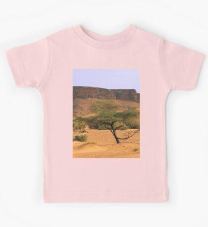a wonderful Sudan landscape Kids Tee