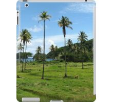 an exciting Sudan landscape iPad Case/Skin