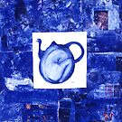 Blue Woman by Shelley Knoll-Miller