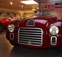 Ferrari: a Classic from 1950s  by Igor Pozdnyakov