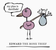 Edward The Bone Theif by wonderful