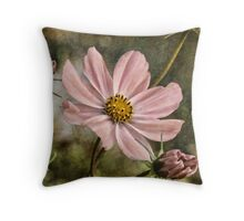 Grandma's Garden Throw Pillow