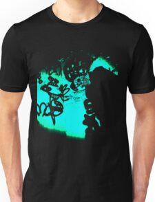 Baby Blue Goth Unisex T-Shirt