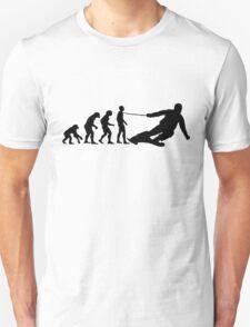 Skier Evolution T-Shirt