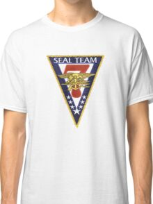 US Navy Seal Team Seven Classic T-Shirt