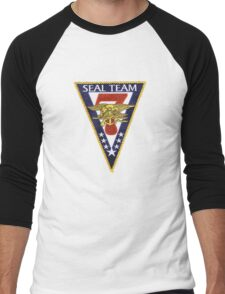 US Navy Seal Team Seven Men's Baseball ¾ T-Shirt