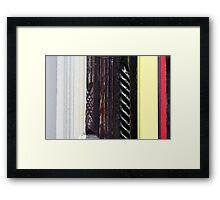 T-XIV Framed Print