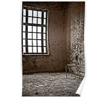 Empty Chair I Poster