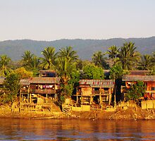 Burma by John Mitchell