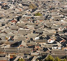 Lijiang Ancient City by Victor He