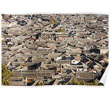 Lijiang Ancient City Poster