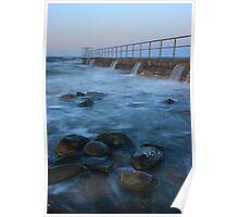 Forster Ocean Bath Poster