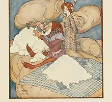 Fairies I Have Met - Rudolph Stawell - Art by Edmund Dulac - 1910 - 0067 - Drop Of Crystal was too Busy to Speak by wetdryvac