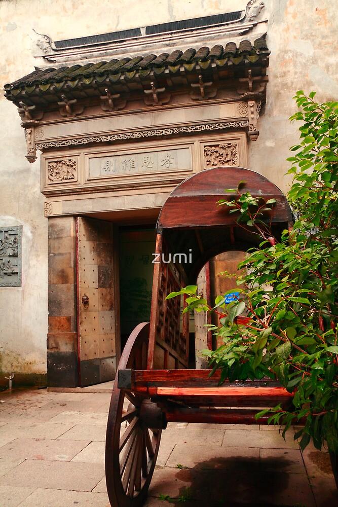 Historical Suzhou by zumi