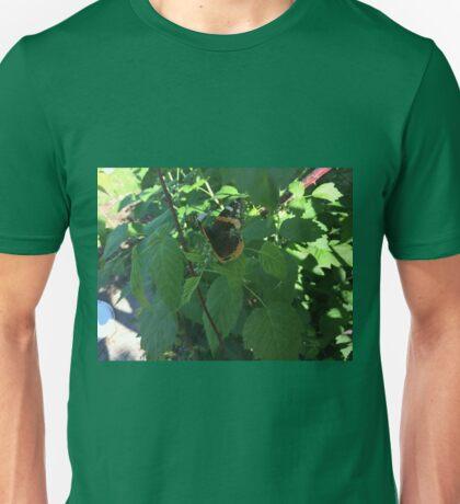 Ragged Butterfly Unisex T-Shirt