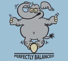 Balanced Elephant by Zoo-co
