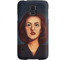 Dana Scully Samsung Galaxy Case/Skin