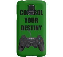 Control Your Destiny- PS2 Samsung Galaxy Case/Skin