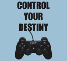 Control Your Destiny- PS3 by Swisskid
