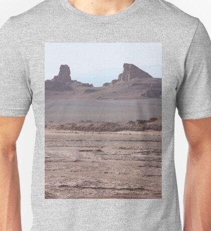 an unbelievable Iran landscape Unisex T-Shirt