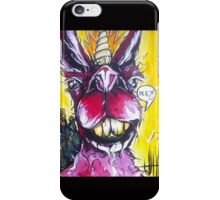 Llamacorn for the dog sitter iPhone Case/Skin
