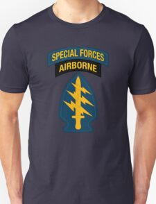 Special Forces Airborne Unisex T-Shirt