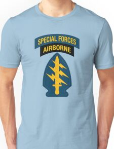 Special Forces Airborne Unisex T-Shirt
