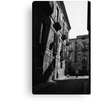 Catania Canvas Print