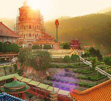 Ke Lok Si Temple /Malaysia/ by kuma-x