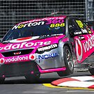 Craig Lowndes @ Sydney Telstra 500 by Bill Fonseca